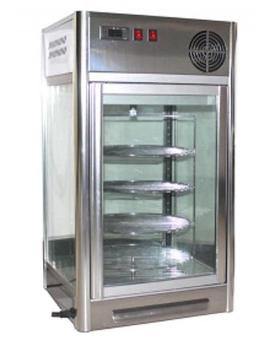 холодильная и морозильная витрина Starfood 108L