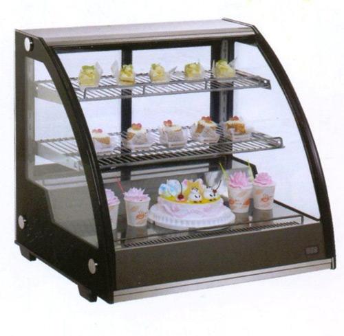 холодильная и морозильная витрина Starfood 130L-2