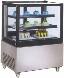холодильная и морозильная витрина Starfood 270Z