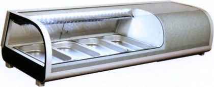 холодильная и морозильная витрина Starfood 42L