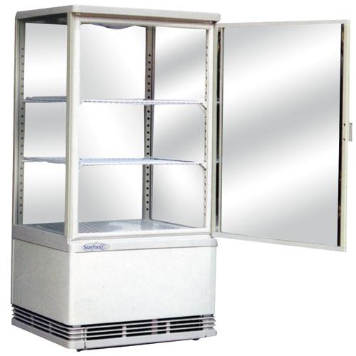 холодильная и морозильная витрина Starfood BSF170/70