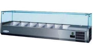 холодильная и морозильная витрина Starfood VRX1500 I