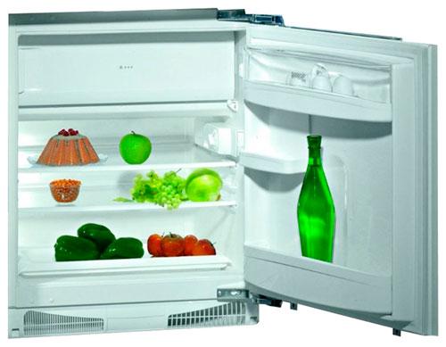 встраиваемый однокамерный холодильник Baumatic BR11.2A