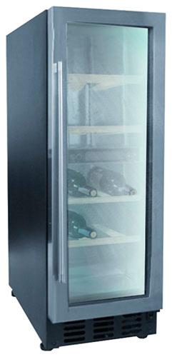 встраиваемый винный шкаф Baumatic BW300SS