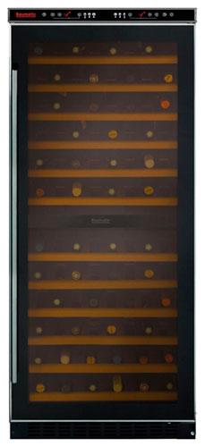 встраиваемый винный шкаф Baumatic BWC614SS