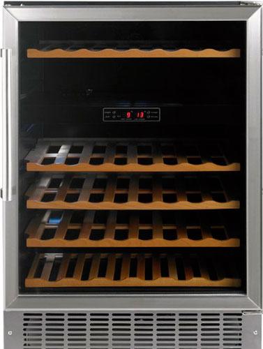 винный шкаф Belling 600SSWC