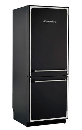 двухкамерный холодильник Kuppersberg NRS 1857 ANT BRONZE/SILVER