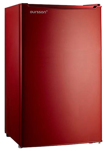 однокамерный холодильник Oursson RF1000/RD