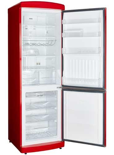 двухкамерный холодильник Freggia LBRF21785R