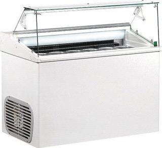холодильная и морозильная витрина Framec TOP 6