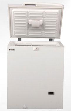 холодильный и морозильный ларь Uğur CF 10 F