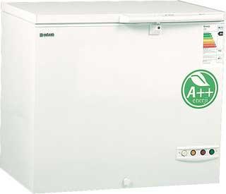 холодильный и морозильный ларь Uğur UCF 210 SSL