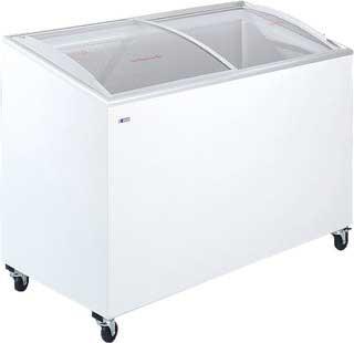 холодильный и морозильный ларь Uğur UDD 400 SCEB