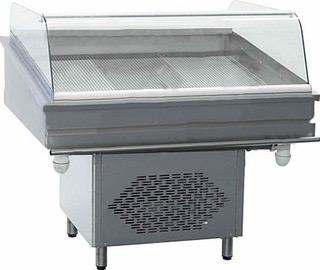 холодильная и морозильная витрина ATESY Виламора-1500