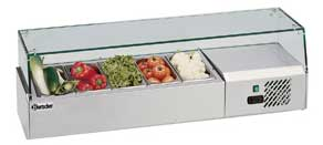 холодильная и морозильная витрина Bartscher 110110