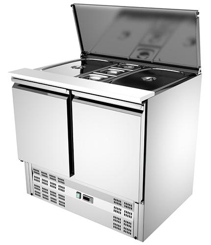 охлаждаемый стол Bartscher 200256