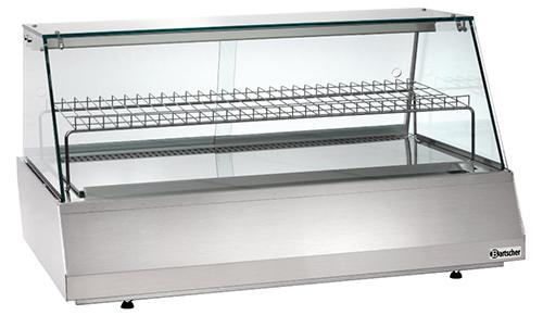 холодильная и морозильная витрина Bartscher 3/1GN