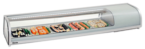 холодильная и морозильная витрина Bartscher 5x1/2GN