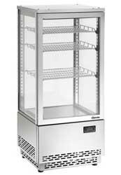 холодильная и морозильная витрина Bartscher 700378G