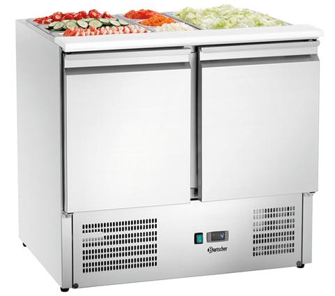 охлаждаемый стол Bartscher 900T2 +GL