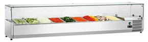 холодильная и морозильная витрина Bartscher GL4 10 x 1/4 GN