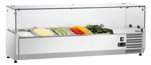 холодильная и морозильная витрина Bartscher GL4 5 x 1/4 GN