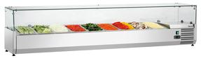 холодильная и морозильная витрина Bartscher GL 9 x 1/3 GN