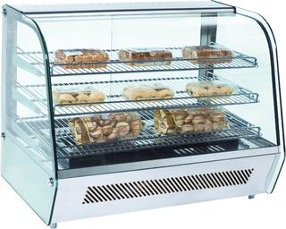 холодильная и морозильная витрина Convito RTW-160L