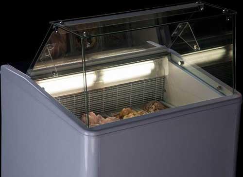 холодильная и морозильная витрина Forcool Easy 6