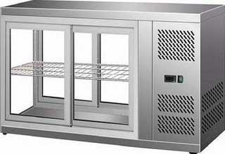 холодильная и морозильная витрина Forcool HAV 131