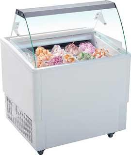 холодильная и морозильная витрина Forcool Smart 8