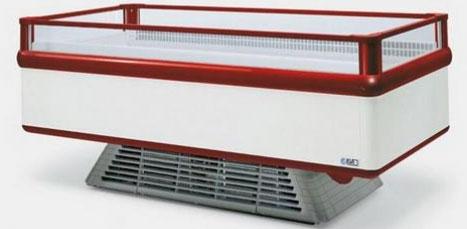 морозильная бонета ISA ECONESOS 150 RV TB/TN COLOURS