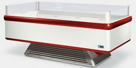 морозильная бонета ISA KORONE 150 RV TN FV COLOURS
