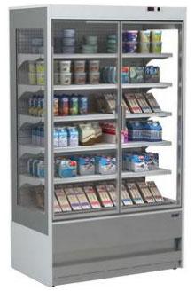 холодильная горка ISA SLIM SGD 130 RV TN