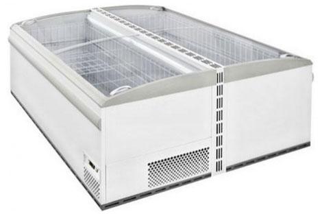 морозильная бонета ISA TAHITI 210 RS TB/TN R290