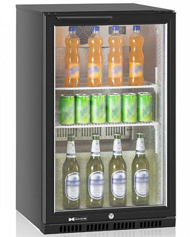 холодильный шкаф Hurakan HKN-DB125H