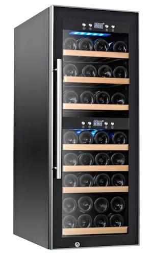 винный шкаф Wine Craft BC-38BZ