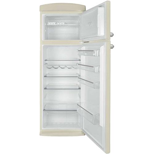 двухкамерный холодильник Schaub Lorenz SLUS 310 C1 бежевый