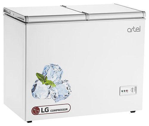 холодильный и морозильный ларь Artel ART 230 LGW