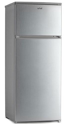 двухкамерный холодильник Artel HD 276 FN stalnoy right min