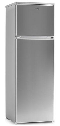 двухкамерный холодильник Artel HD 341 FN seryy right min