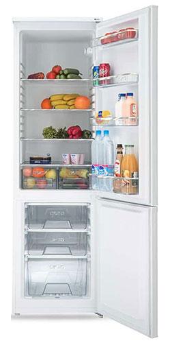 двухкамерный холодильник Artel HD 345 RN front min