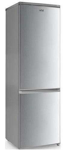двухкамерный холодильник Artel HD 345 RN steel right min