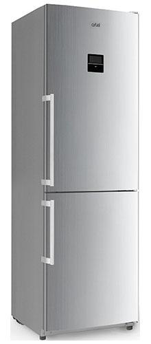 двухкамерный холодильник Artel HD 364 RWEN steel right min