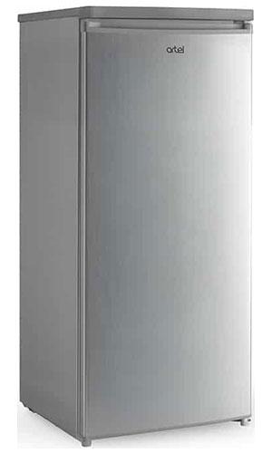 однокамерный холодильник Artel HS 228 RN steel right min