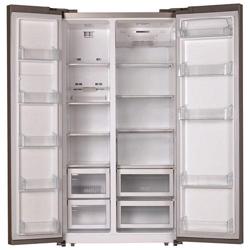холодильник Side by Side Ascoli ACDB601WG
