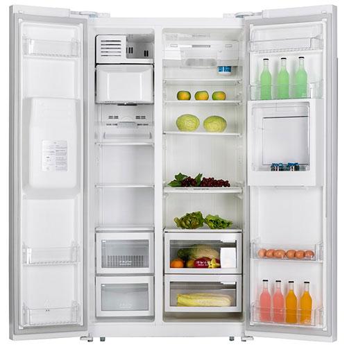 холодильник Side by Side Ascoli ACDI601WIB