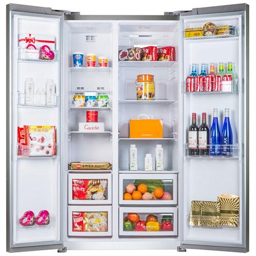 холодильник Side by Side Ascoli ACDS571W
