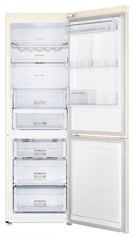 двухкамерный холодильник Samsung RB-31 FERNCEF