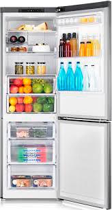 двухкамерный холодильник Samsung RB 31 FSRMDSS